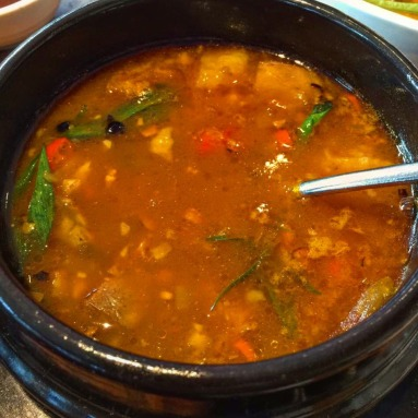 Balbacua Soup