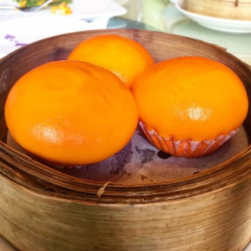 Salted Duck Egg Buns