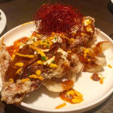 Chili Soft-Shelled Crab
