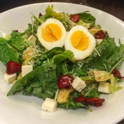 Avocado e L'uovo Salad
