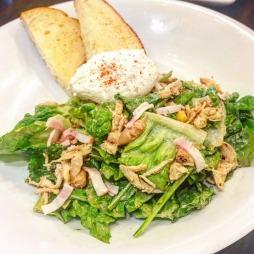 Pollo e L'uovo Salad