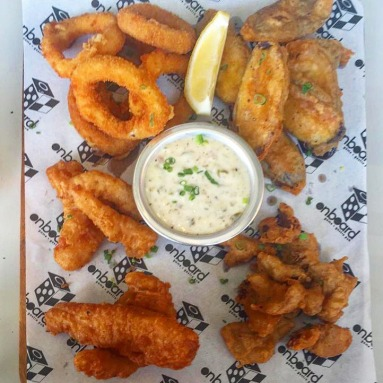 OnBoard Seafood Fry