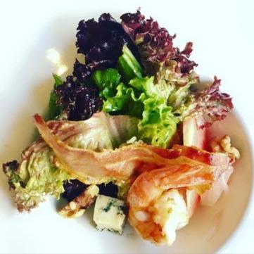 King's Ransom Stilton Salad