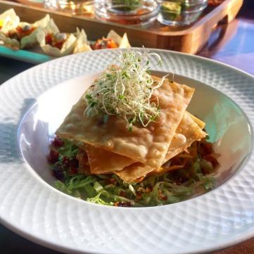 Crispy Ubod Salad