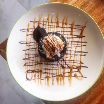 Choco-Lava Cake