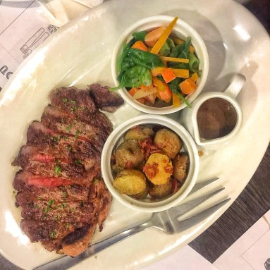 Bistecca Striploin Steak
