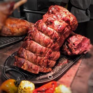 Roast Beef Chuck Roll