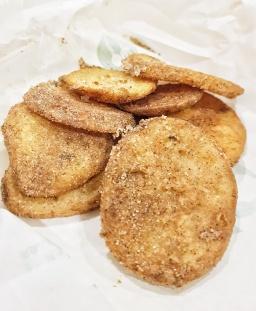 Potato Rounds